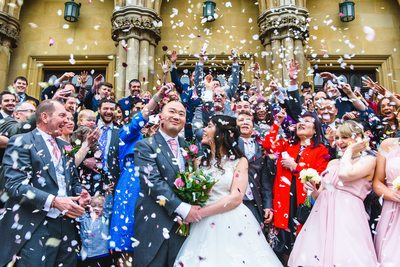 Arkwright Rooms Wedding Photography Nottingham