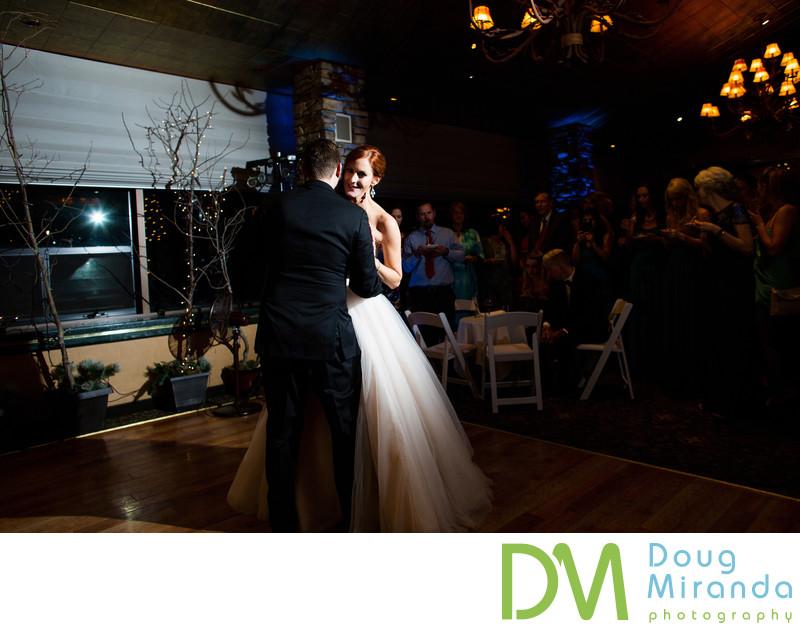 The Ridge Tahoe Wedding Reception Photos