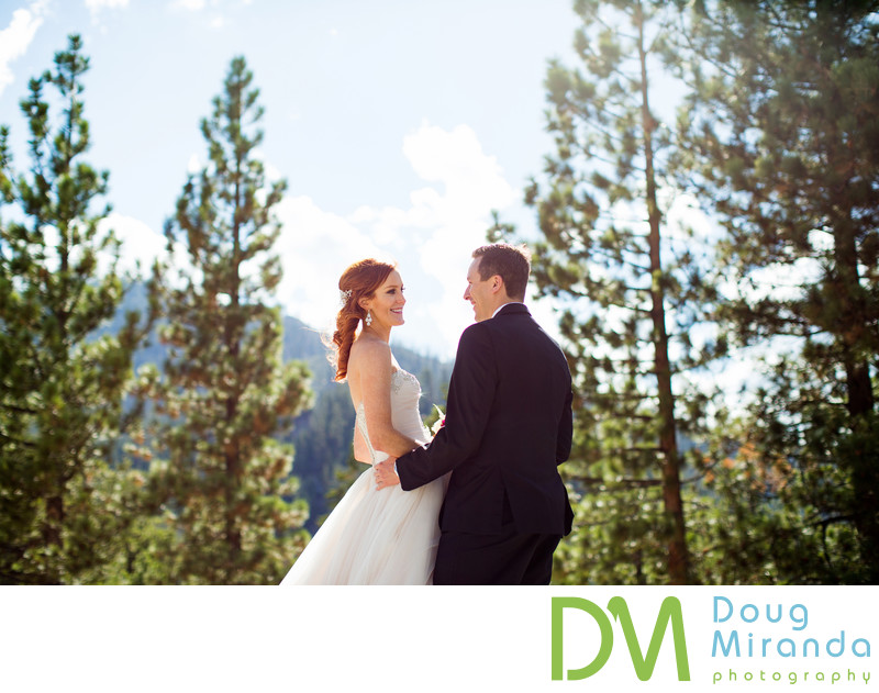 The Ridge Tahoe Resort Wedding Photographer Lake Tahoe