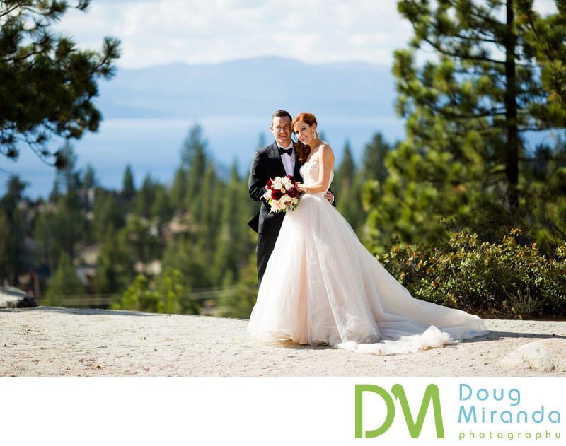 Wedding Photography Pictures at The Ridge Tahoe Resort