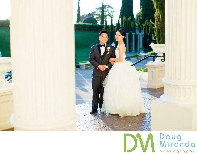 Grand Island Mansion Wedding Photos