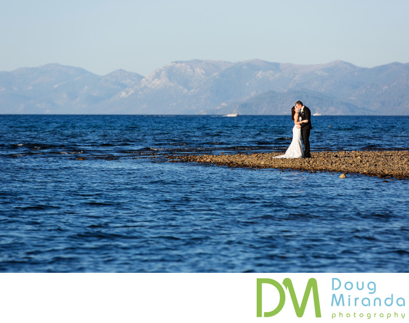 Lake Tahoe Elopement Photographers