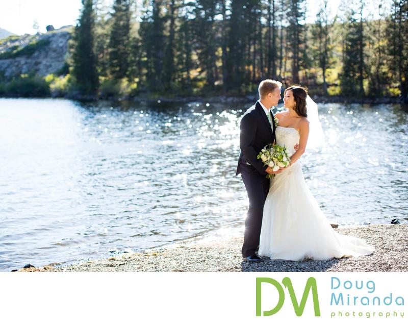 Wedding Photography Sugar Bowl Ski Resort