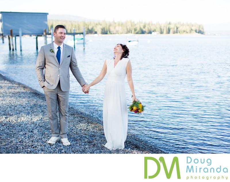 West Lake Tahoe Wedding Photographers