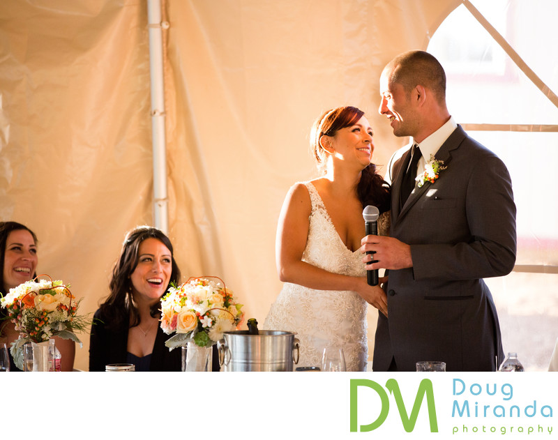 Zephyr Cove Wedding Reception Pictures