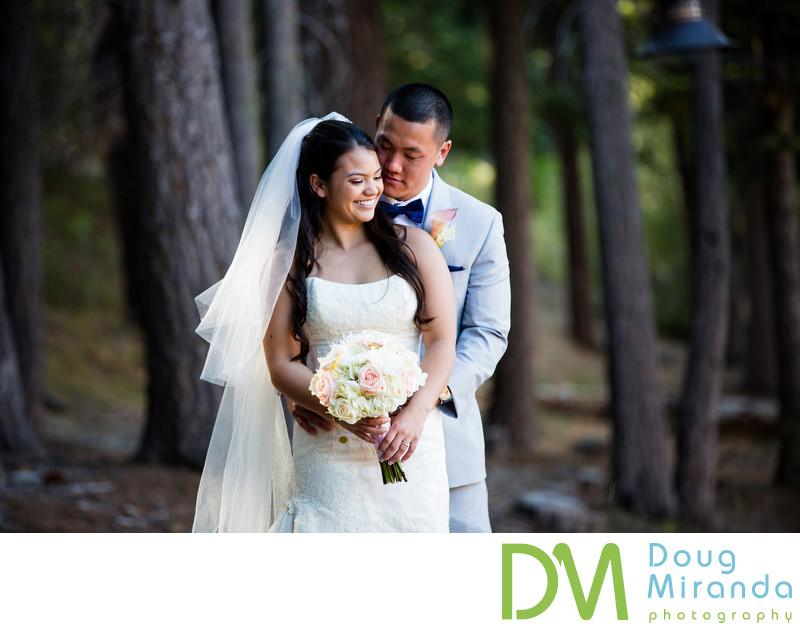 Wedding Photographers at Northstar California