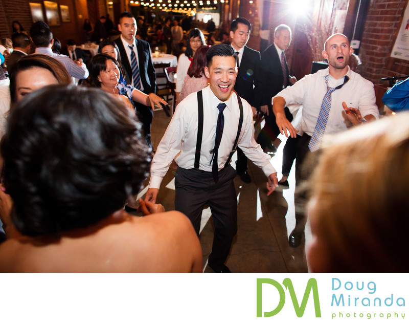 Wedding Reception Dancing Photos at Old Sugar Mill