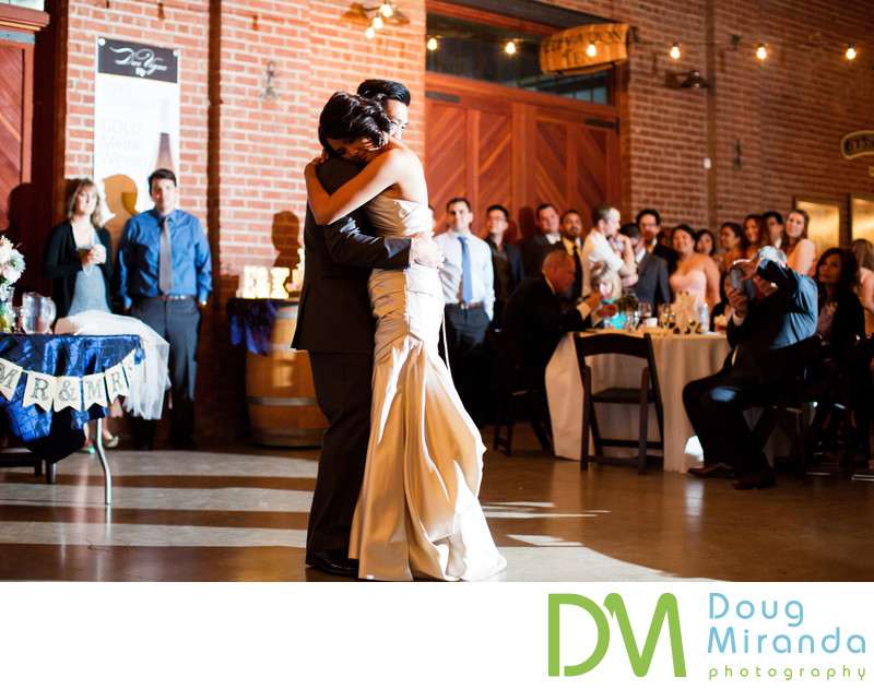 Old Sugar Mill First Dance Wedding Photos