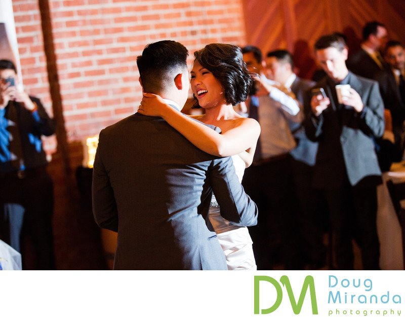 First Dance Wedding Pictures at Old Sugar Mill
