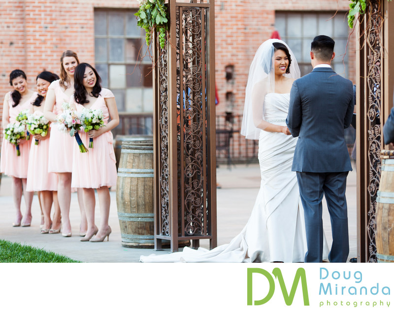 Top Wedding Ceremony Photography at Old Sugar Mill