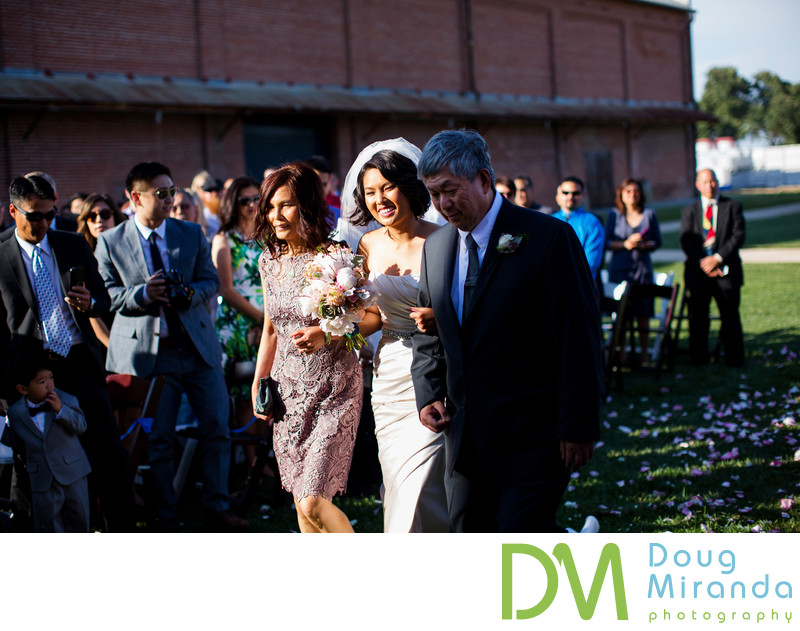 Wedding Ceremony Photography at Old Sugar Mill