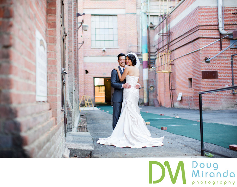 Bride and Groom Photography at Old Sugar Mill