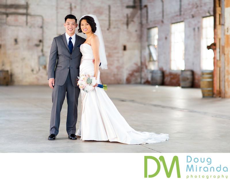 Old Sugar Mill Boiler Room Wedding Photography