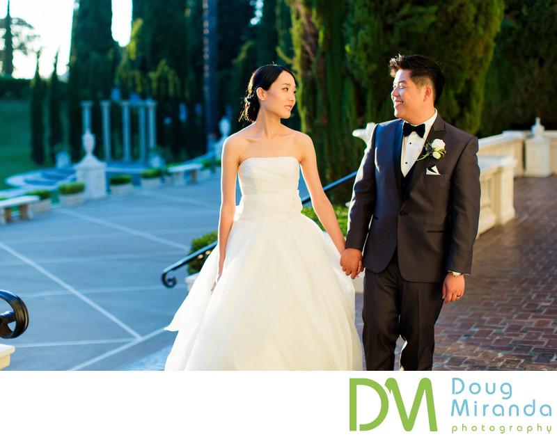 Best Wedding Photographers at Grand Island Mansion
