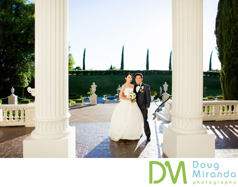 Best Wedding Photographer at Grand Island Mansion