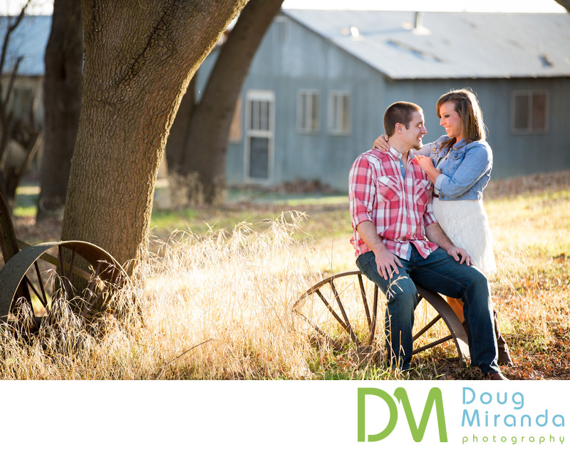 Clarksburg CA Engagement Photographer
