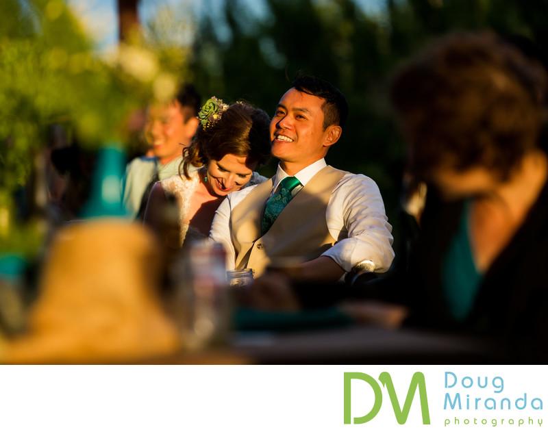 Vierra Farms Wedding Reception Photos