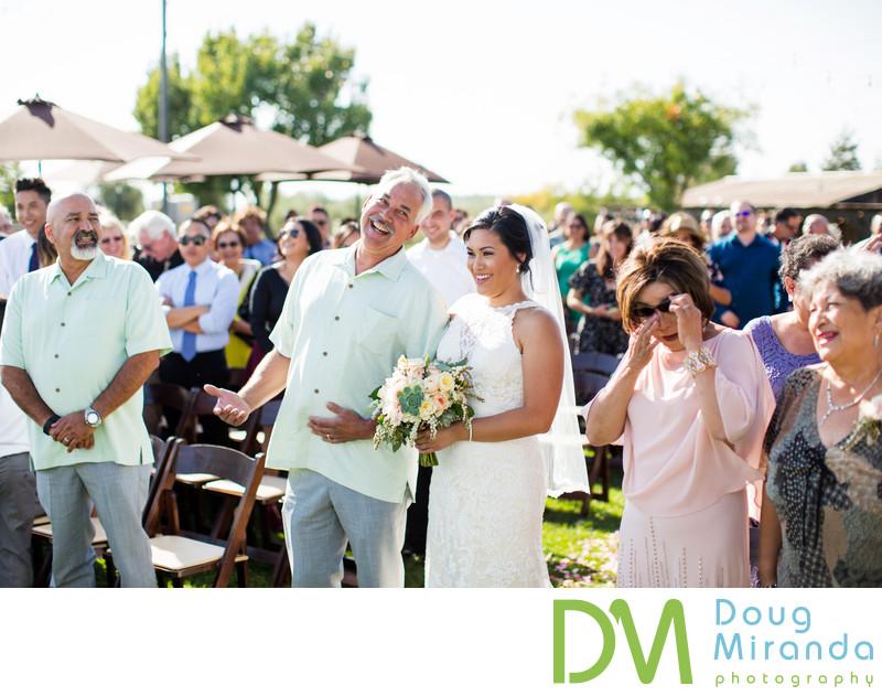 Windmill Farm and Vineyard Wedding Photography