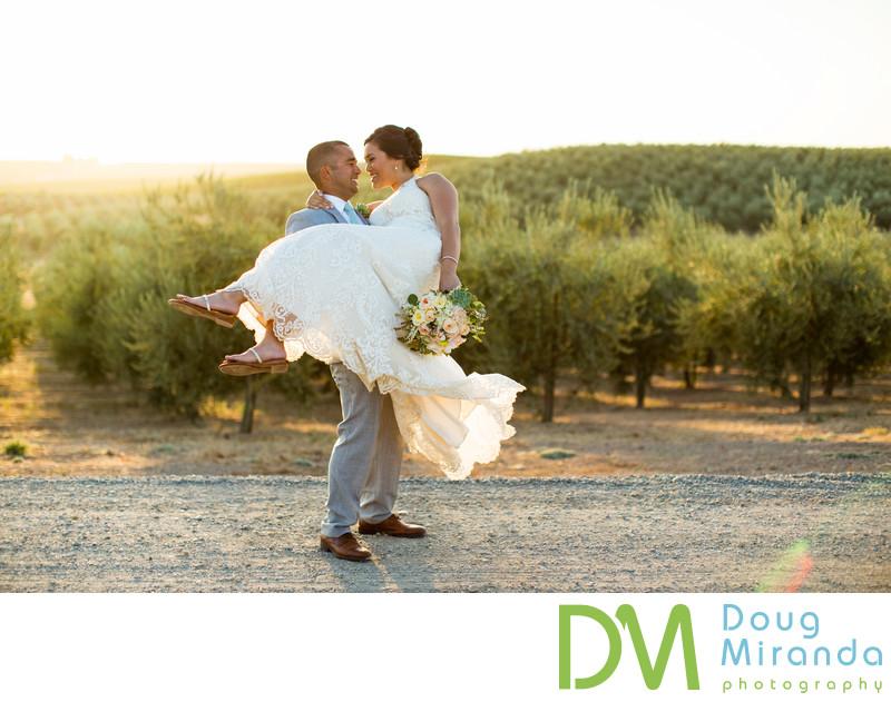 The Maples Woodland Wedding Photography