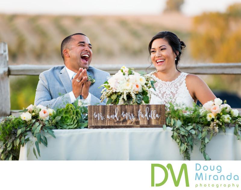 The Maples Woodland Wedding Photographers