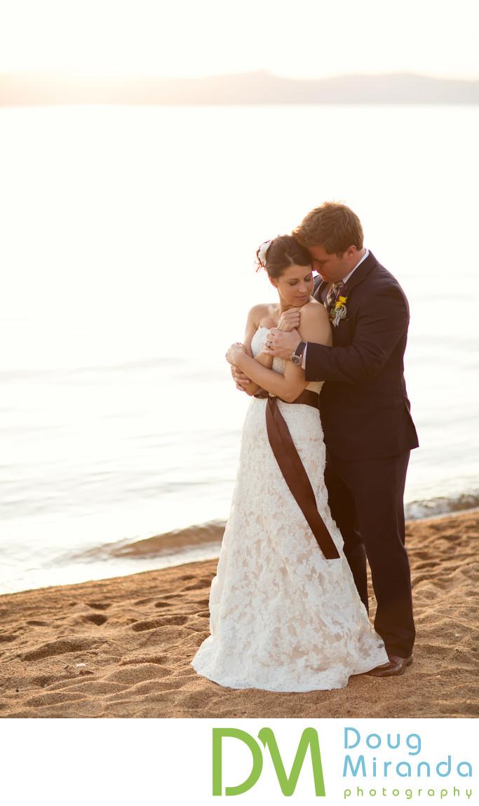 Wedding Photography at Edgewood Golf Course Lake Tahoe