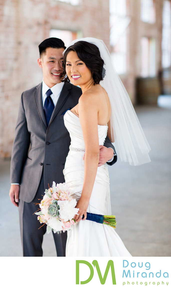 Wedding Pictures at Old Sugar Mill Boiler Room