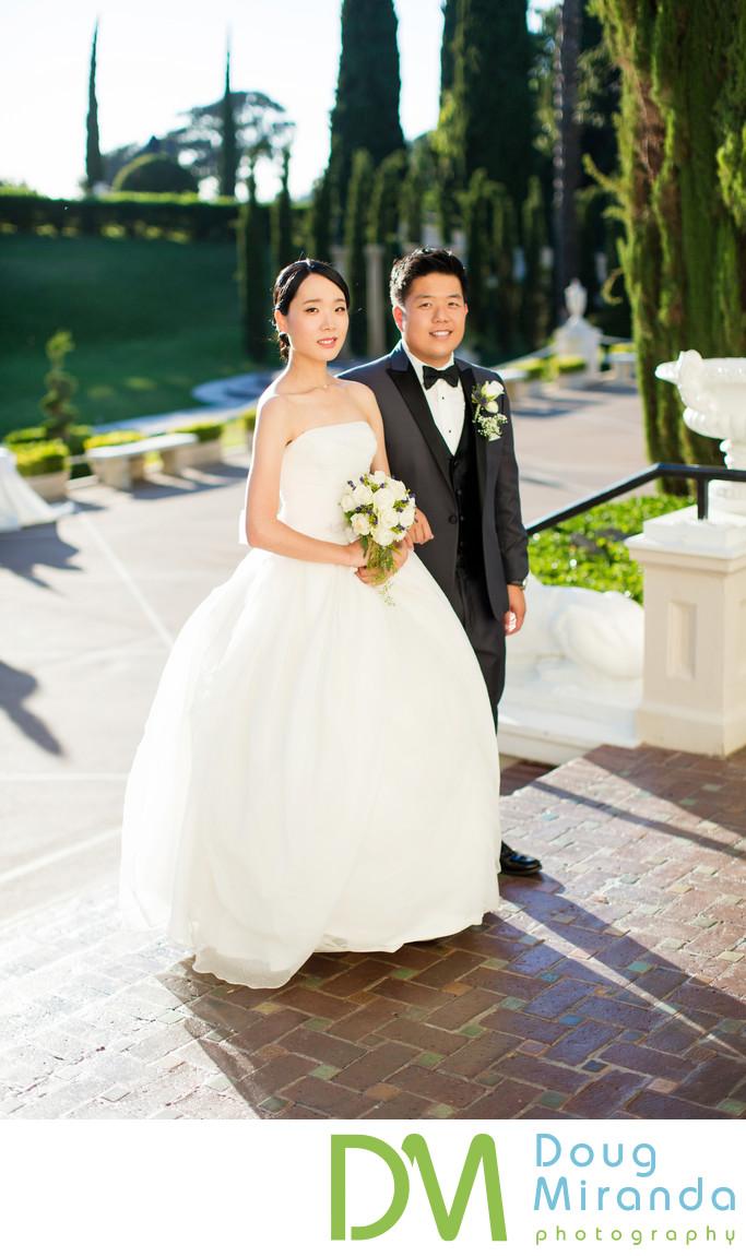Top Wedding Photographer at Grand Island Mansion