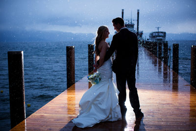 Zephyr Cove Resort Wedding photos