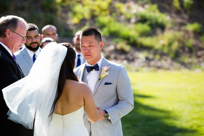 Northstar California Wedding Ceremony Photographs