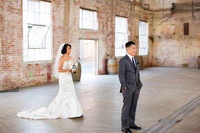 First Look at Old Sugar Mill Wedding