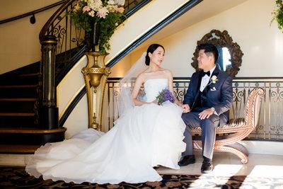 Grand Island Mansion Wedding Photographs
