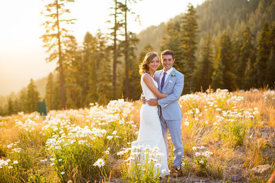 Zephyr Lodge Northstar Wedding Photography