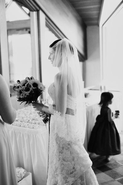 Edgewood Tahoe North Room Bride Pictures