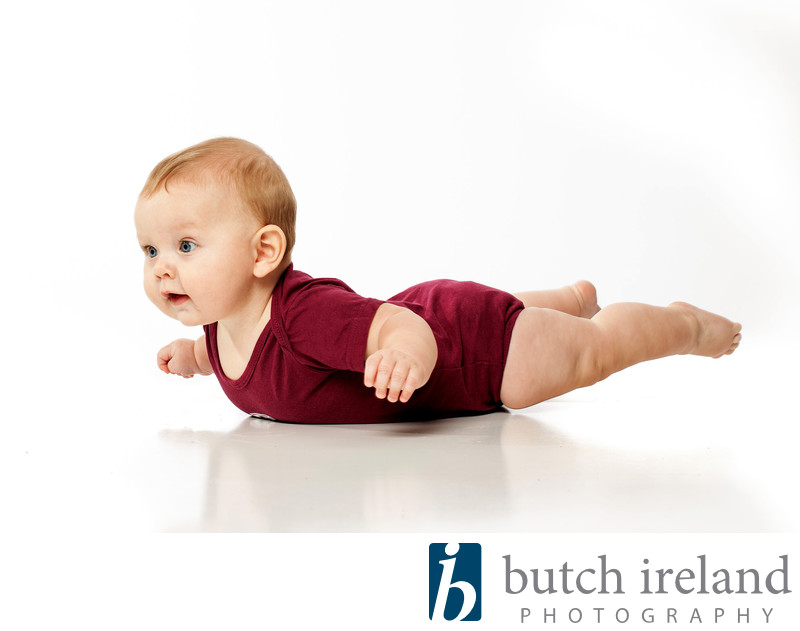College Station baby photography