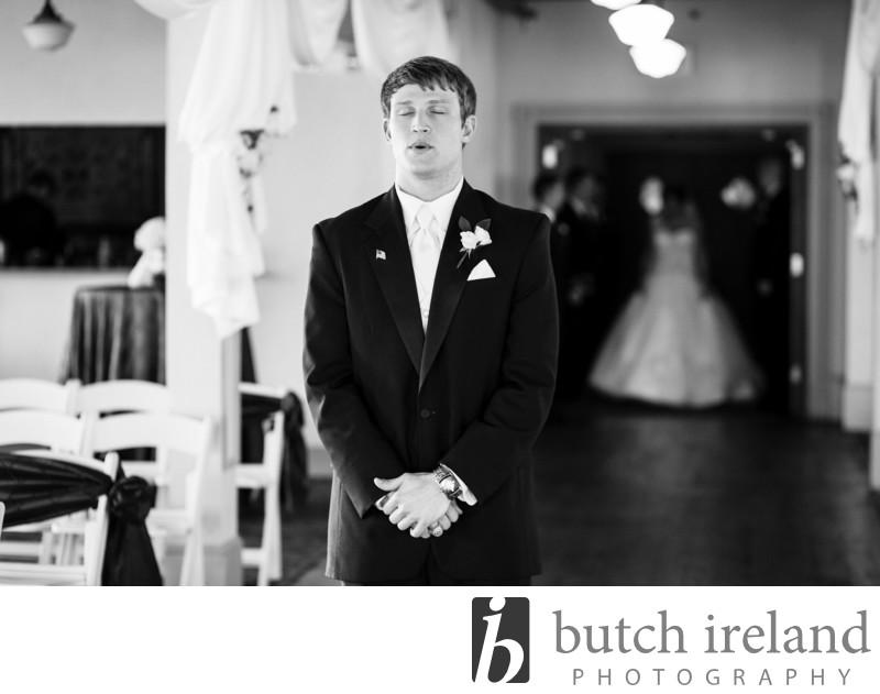 Brazos Cotton Exchange wedding photography