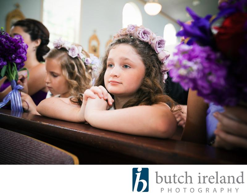 St. Mary's wedding photographer