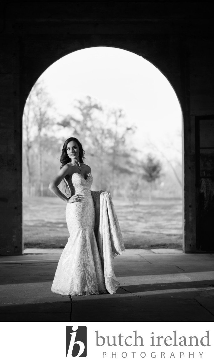 Olde Dobbin Station Bridal Photography