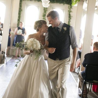 Brazos Cotton Exchange Wedding Photographer