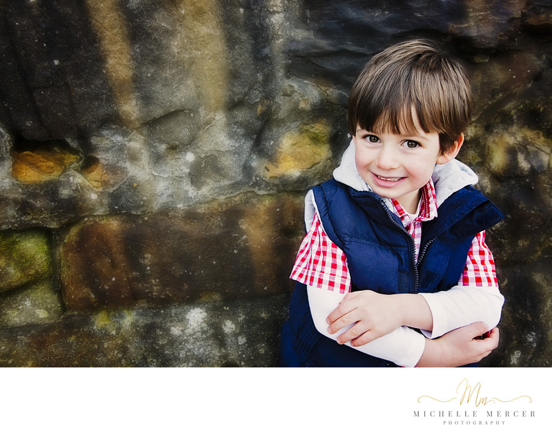 Tynemouth child photography