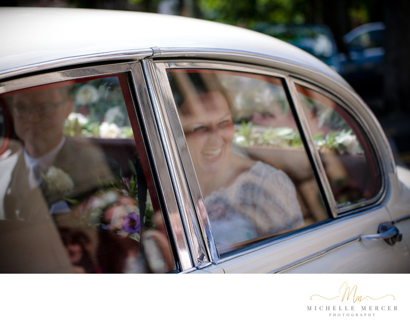 creative wedding photographer based in the north east