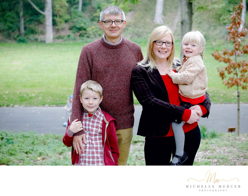 Family Photography in North Tyneside