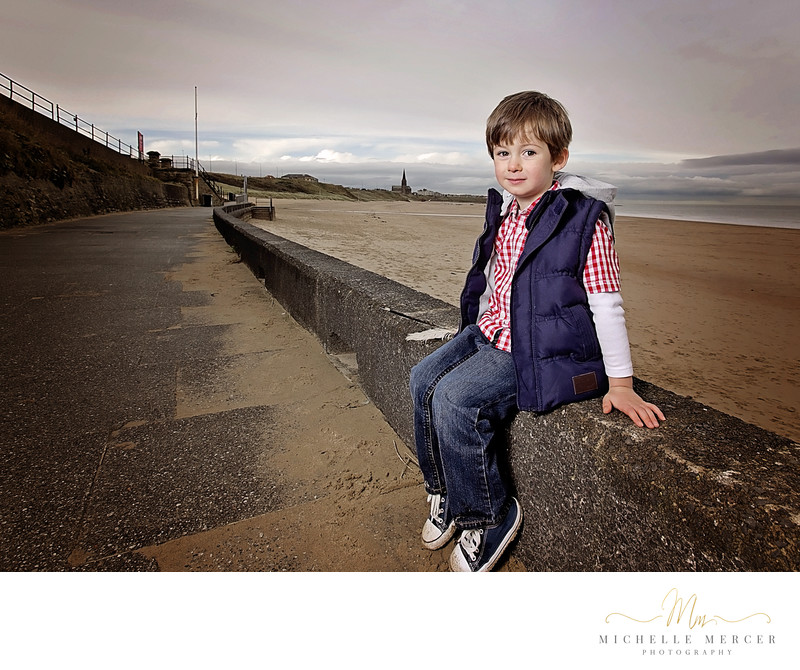 best portrait photographer in Newcastle