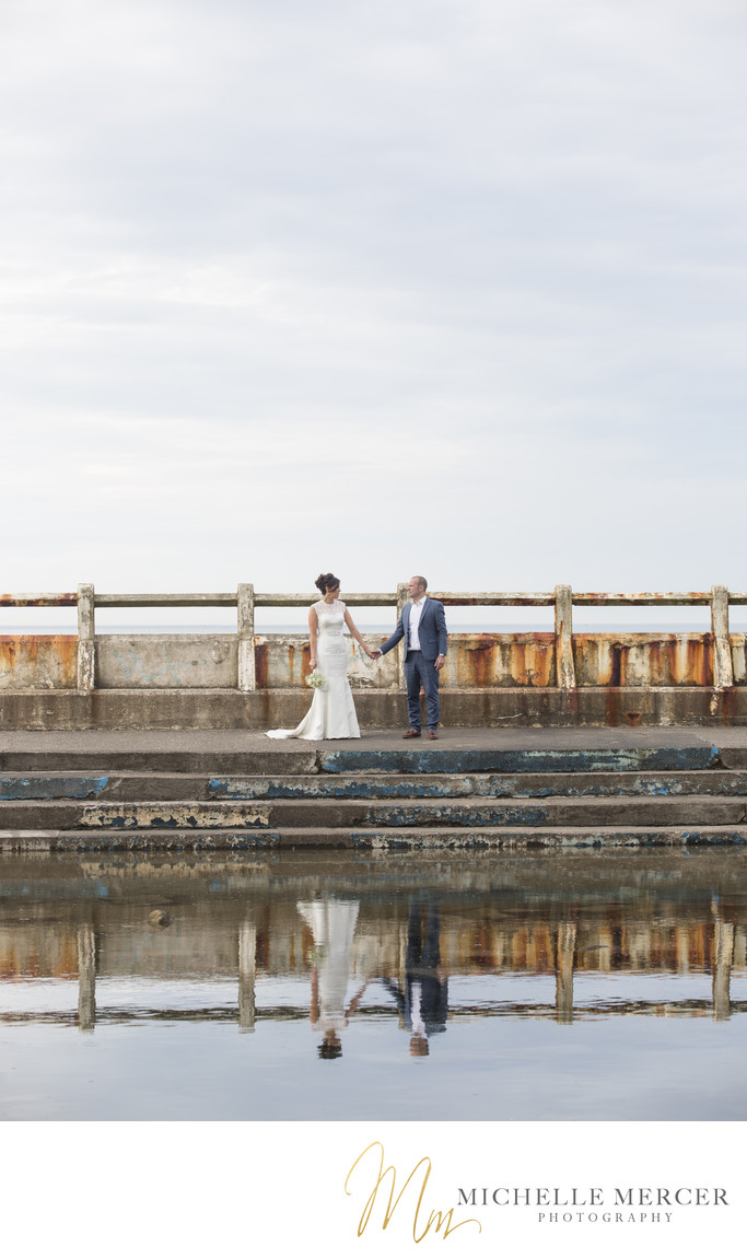 Wonderful wedding photography in Tynemouth