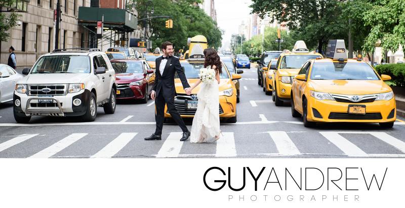 Park Ave Wedding