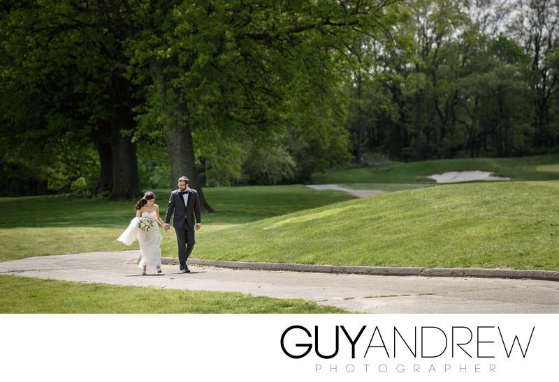 dyker beach golf club wedding