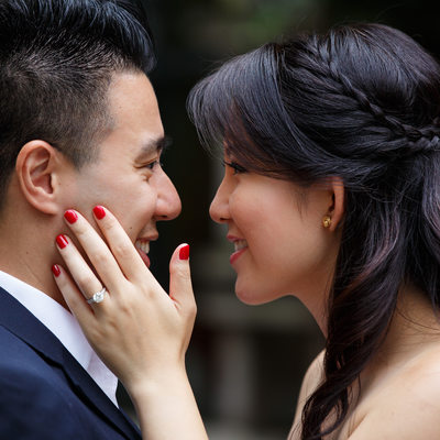 Best Engagement Photos in NYC