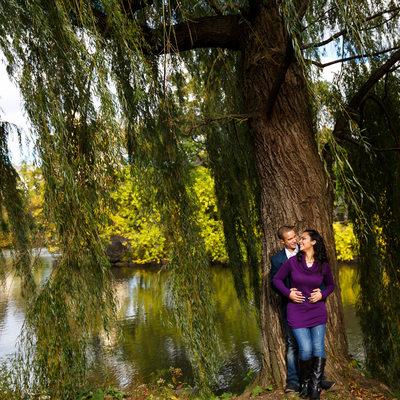 Best Central Park Engagement Photographer