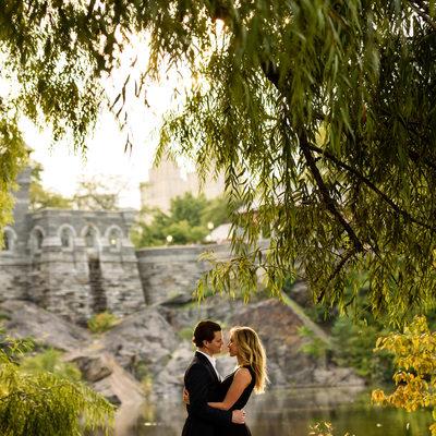 Central Park Engagement Pictures
