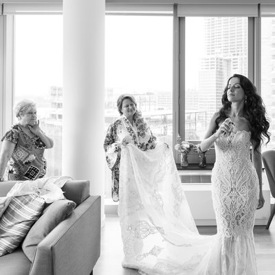 Harold Pratt House Wedding Photographer