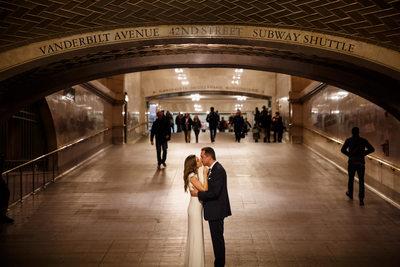 grand central wedding photos